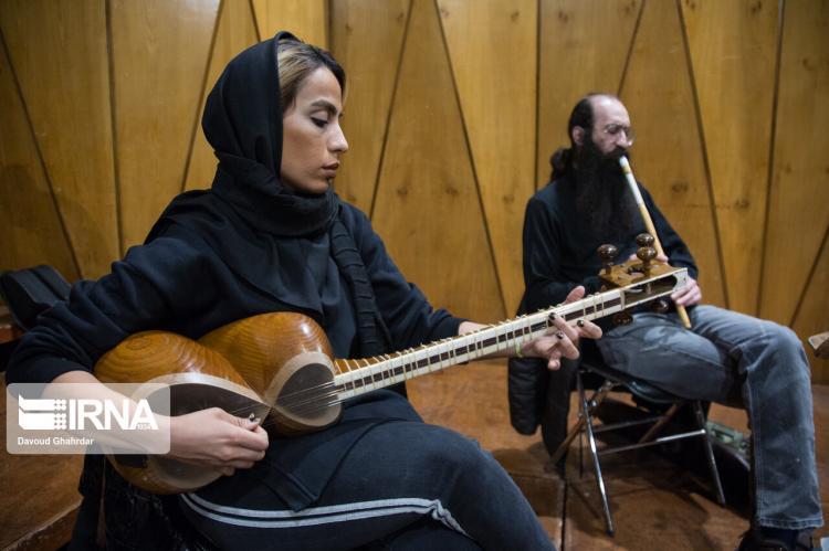 تصاویر تمرین ارکستر ملی,عکس های تمرین ارکستر ملی,تصاویر آقاوردی یاشایف