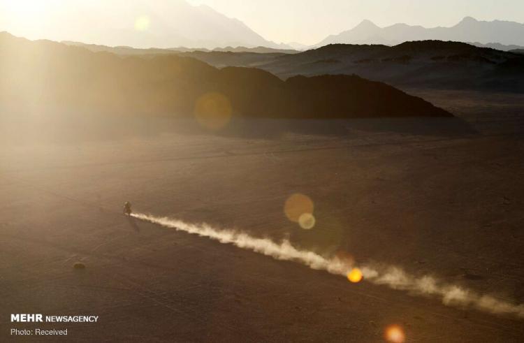 تصاویر رقابتهای رالیداکار۲۰۲۰,عکس های رقابت ها در صحرای عربستان,تصاویر چهل و دومین دوره رقابتهای رالیداکار