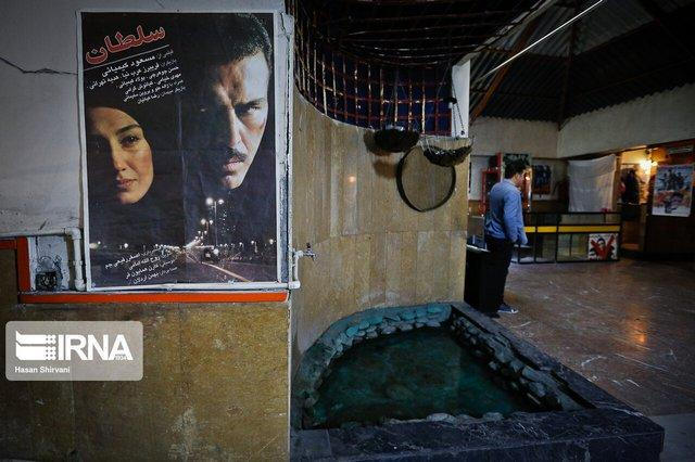 تصاویر سینما فرخ,عکس های تنها سینمای آپاراتی کشور,تصاویر سینماهای ایران