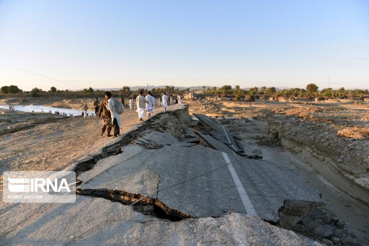 تصاویر سیل در بلوچستان,عکس های سیلاب در بلوچستان,تصاویر وضعیت استان سیستان و بلوچستان