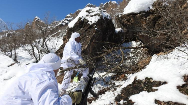 تصاویر عملیات ضد تروریستی کاپان-3 کاواکلی,عکس های عملیات ضد تروریستی کاپان-3 کاواکلی,تصاویر نیروهای امنیتی ترکیه