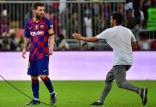 درگیری فیزیکی جیمیجامپ و لیونل مسی,اخبار فوتبال,خبرهای فوتبال,حواشی فوتبال