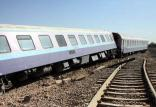 خروج دیزل قطار مسافربری در زاهدان,اخبار حوادث,خبرهای حوادث,حوادث