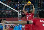 پیروزی تیم والیبال ایران مقابل چین,اخبار ورزشی,خبرهای ورزشی,والیبال و بسکتبال