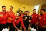 جشن تولد بشار رسن,اخبار ورزشی,خبرهای ورزشی,اخبار ورزشکاران