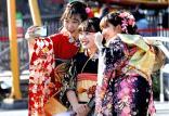 جشن آغاز بزرگسالی در ژاپن,اخبار جالب,خبرهای جالب,خواندنی ها و دیدنی ها