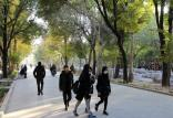 وضعیت هوای اصفهان,اخبار اجتماعی,خبرهای اجتماعی,وضعیت ترافیک و آب و هوا
