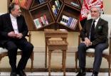 دیدار عبدالله عبدالله و بهادر امینیان,اخبار افغانستان,خبرهای افغانستان,تازه ترین اخبار افغانستان
