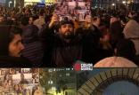 حضور رضا درمیشیان در اعتراضات 21 دی,اخبار هنرمندان,خبرهای هنرمندان,اخبار بازیگران