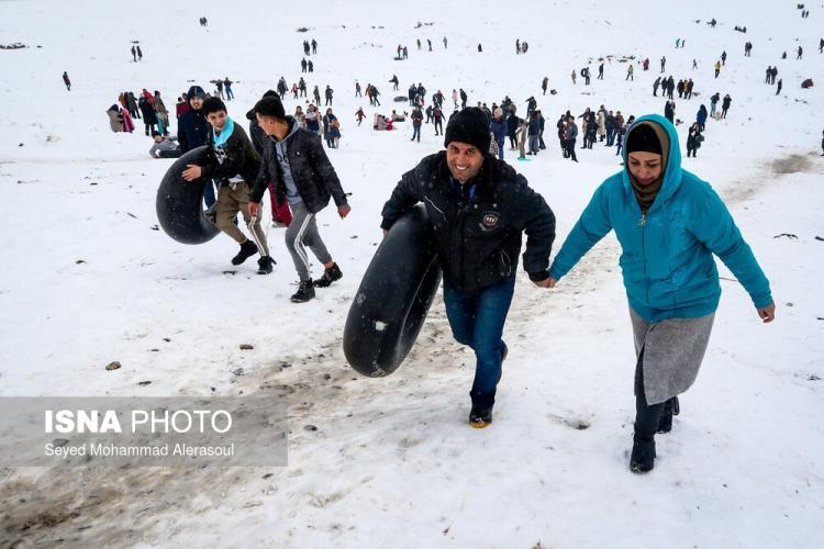تصاویر ییلاقات مشهد پس از بارش برف,عکس های ییلاقات مشهد پس از بارش برف,تصاویر بارش برف در مشهد