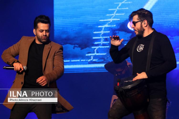 تصاویر کنسرت رضا بهرام,عکس های کنسرت پاپ,تصاویر کنسرت در ایران