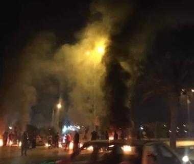 آتش زدن مقر حزبالله عراق در نجف,اخبار سیاسی,خبرهای سیاسی,خاورمیانه