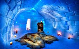هتلهای یخی,اخبار جالب,خبرهای جالب,خواندنی ها و دیدنی ها