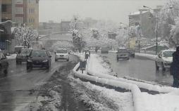 بارش برف در تهران,نهاد های آموزشی,اخبار آموزش و پرورش,خبرهای آموزش و پرورش
