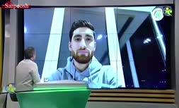 فیلم/ مصاحبه اختصاصی فوتبال 120 با علیرضا جهانبخش