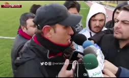 فیلم/ گل محمدی: 10 روز پیش از مسئولان پرسپولیس خواستم اوساگونا را جذب کنند!