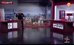 فیلم/ شعر جنجالی که مجری تلویزیون برای کولبران خواند