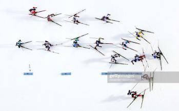 تصاویر بهترین عکسهای ورزشی سال ۲۰۱۹,عکس های ورزشی,تصاویر برترین رقابت های ورزشی