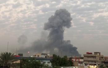 وقوع چند انفجار در پایتخت عراق,اخبار سیاسی,خبرهای سیاسی,خاورمیانه