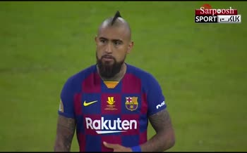 فیلم/ خلاصه دیدار بارسلونا 2-3 اتلتیکومادرید (سوپرجام اسپانیا)