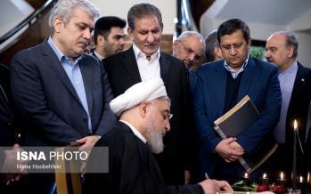 تصاویر حاشیه جلسه هیات دولت,عکس های وزرا در هیات دولت,تصاویر حسن روحانی