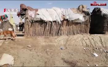 فیلم/ وضعیت این روزهای روستاهای سیلزده چابهار