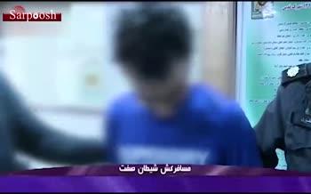 فیلم/ دستگیری مسافرکش زورگیر در غرب تهران