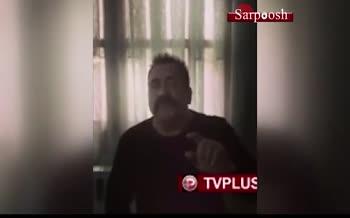 فیلم/ حمله تند وحید قلیچ به داوود فنایی و گلمحمدی: تف به این فوتبال مافیایی!