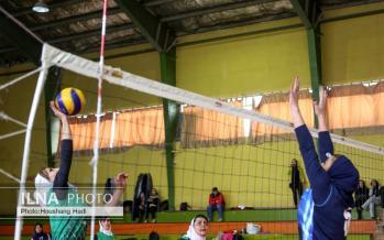 تصاویر رقابت های جام شهدای کارگر,عکس های ورزشی,تصاویر فینال مسابقات والیبال بانوان کارگر