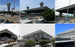 تصاویر آمادهسازی ورزشگاه های ژاپن برای المپیک 2020,عکس های آمادهسازی ورزشگاه های ژاپن برای المپیک 2020,تصاویر مکان رقابت های المپیک 2020 توکیو