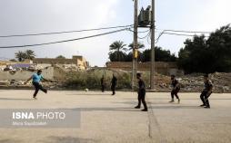 تصاویر تخریب شارع الشیوخ ۴۰۰ ساله اهواز,عکس های تخریب خیابان شارع الشیوخ،تصاویری از تخریب خیابان شارع الشیوخ