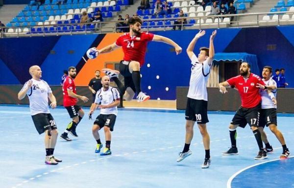 تیم ملی هندبال ایران,اخبار ورزشی,خبرهای ورزشی,ورزش