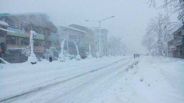 بارش برف در گیلان,اخبار حوادث,خبرهای حوادث,حوادث طبیعی