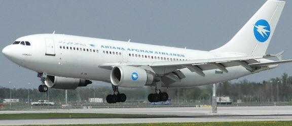 سقوط هواپیمای مسافربری در افغانستان,اخبار حوادث,خبرهای حوادث,حوادث