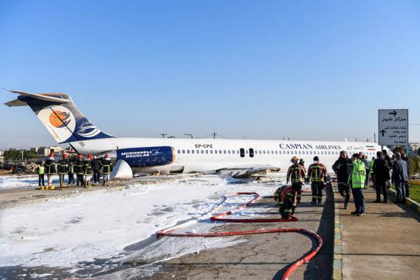 سه سانحه پروازی در دو روز/ سخنگوی سازمان هواپیمایی: اتفاقات پروازی طبیعی است!