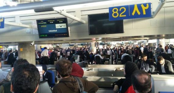واکنش معاون گردشگری به مالیات خروج از کشور: غافلگیر شدیم