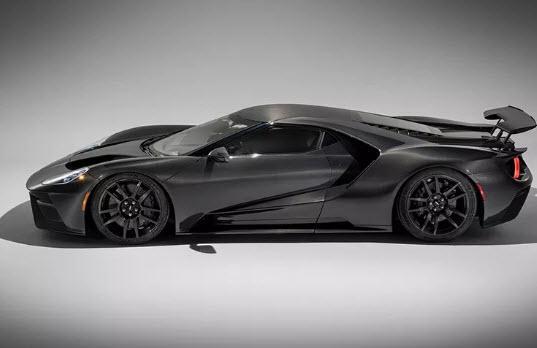 فورد GT لیکوئید کربن,اخبار خودرو,خبرهای خودرو,مقایسه خودرو