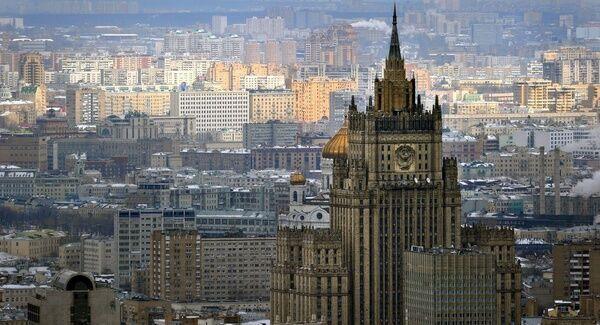 وزارت امور خارجه روسیه,اخبار سیاسی,خبرهای سیاسی,سیاست خارجی