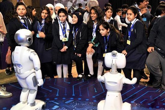 برگزاری جشنواره رباتیک در کویت,اخبار جالب,خبرهای جالب,خواندنی ها و دیدنی ها