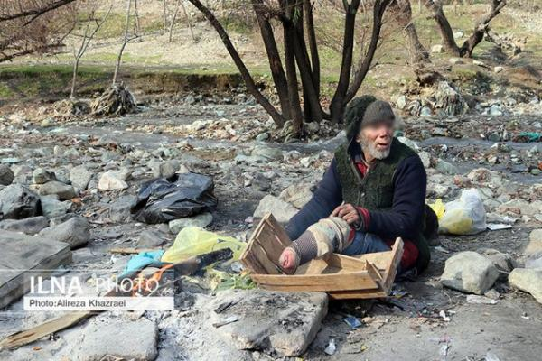 پای درددل مردان و زنانی که 'تهِ دره' زندگی کردند
