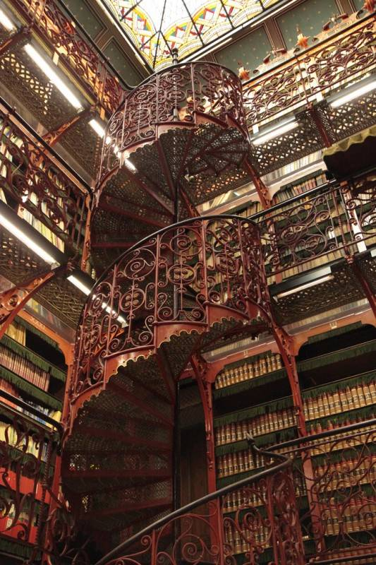 زیباترین کتابخانه های معروف جهان,اخبار جالب,خبرهای جالب,خواندنی ها و دیدنی ها