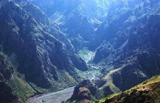 مکانهای مخوف و عجیب ایران,اخبار جالب,خبرهای جالب,خواندنی ها و دیدنی ها