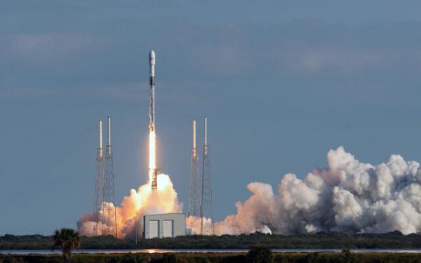 ماهواره های جدید اسپیس ایکس,اخبار علمی,خبرهای علمی,نجوم و فضا