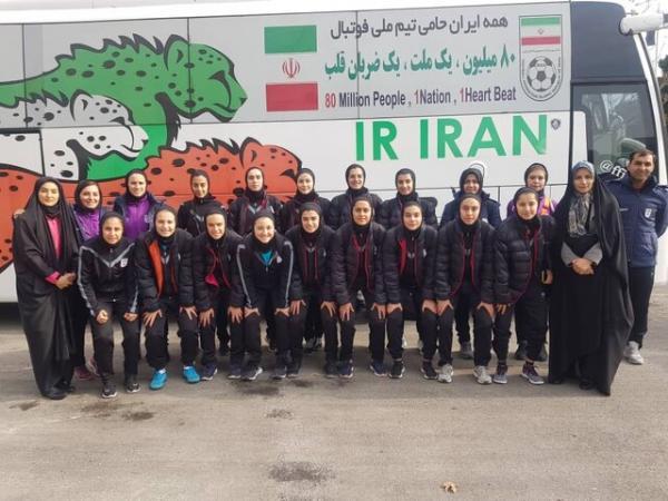 تیم فوتسال دختران ایران,اخبار ورزشی,خبرهای ورزشی,ورزش بانوان
