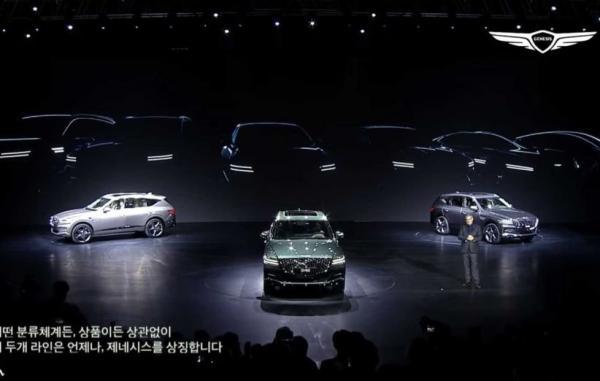جنسیس GV80,اخبار خودرو,خبرهای خودرو,مقایسه خودرو