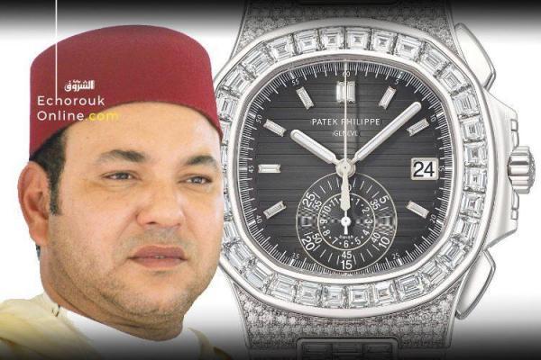 محاکمه دزدان ساعت مچی پادشاه مراکش (+عکس)