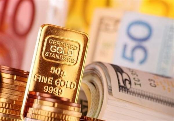 قیمت ارز و سکه (۹۸/۱۱/۱۹)/ قیمت طلای ۱۸عیار به ۵۰۷ هزار تومان رسید