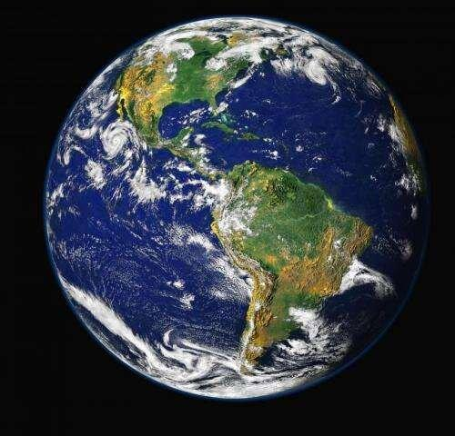 کربن در کره زمین,اخبار علمی,خبرهای علمی,طبیعت و محیط زیست