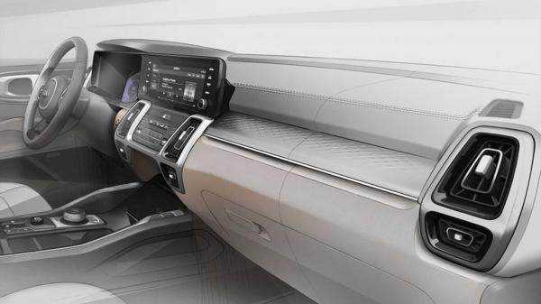 سورنتو 2021,اخبار خودرو,خبرهای خودرو,مقایسه خودرو