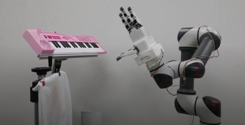بازوی بیونیکی با قابلیت پیانو زدن,اخبار علمی,خبرهای علمی,اختراعات و پژوهش